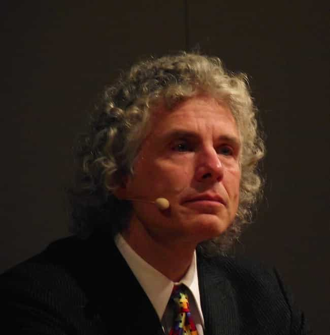 Steven Pinker is listed (or ranked) 4 on the list The Top Ten Smartest Living People - Smartest People Alive