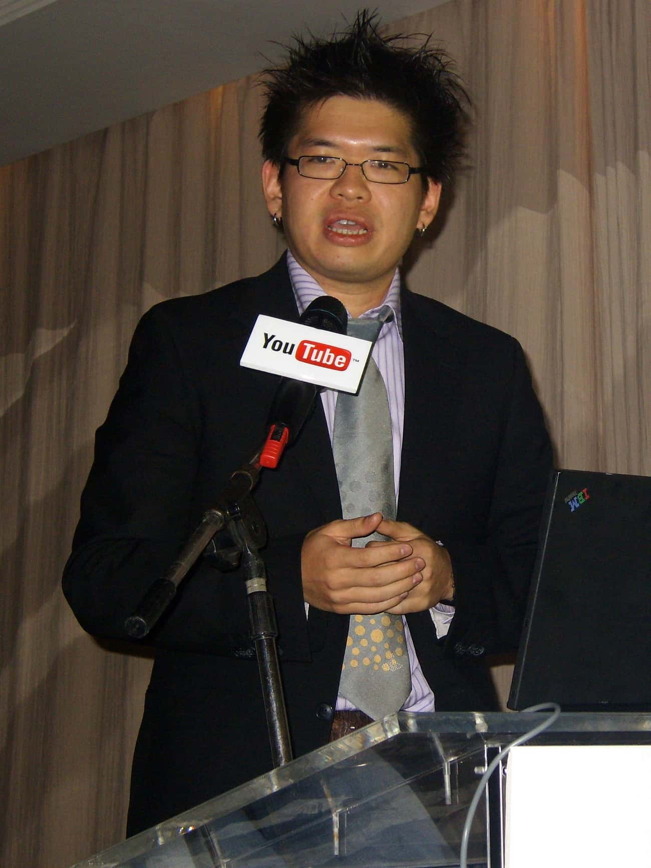 Steve Chen is listed (or ranked) 2 on the list List of Famous Chief Technology Officers