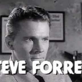 Steve Forrest is listed (or ranked) 3 on the list Full Cast of Rascal Actors/Actresses