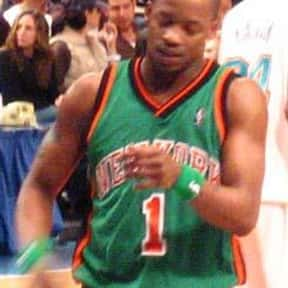 Steve Francis is listed (or ranked) 10 on the list The Best NBA Point Guards of the 2000s