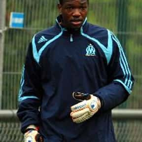 Steve Mandanda is listed (or ranked) 24 on the list The Best Goalies In The World Right Now