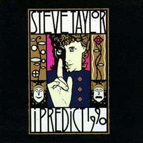 Steve Taylor is listed (or ranked) 18 on the list The Best '90s Christian Rock Bands & Artists
