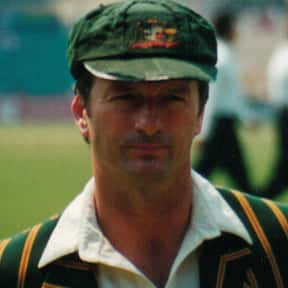 Steve Waugh is listed (or ranked) 3 on the list Famous Male Athletes from Australia