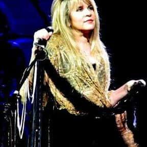 Stevie Nicks is listed (or ranked) 24 on the list New American Idol Judge Picks