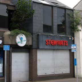 Stewarts Supermarket Limited is listed (or ranked) 12 on the list List of Variety Stores Companies