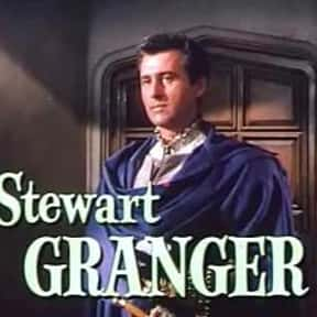 Stewart Granger is listed (or ranked) 8 on the list Full Cast of King Solomon's Mines Actors/Actresses