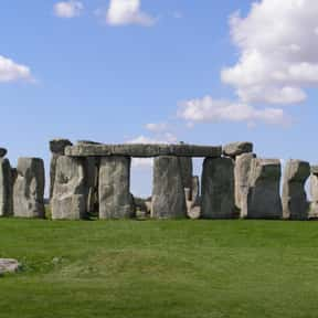 Stonehenge is listed (or ranked) 18 on the list Historical Landmarks to See Before You Die