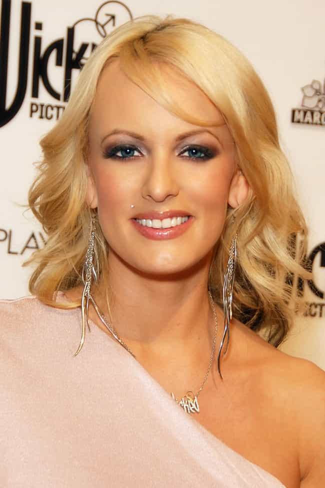 Stormy Daniels is listed (or ranked) 1 on the list Donald Trump Loves and Hookups