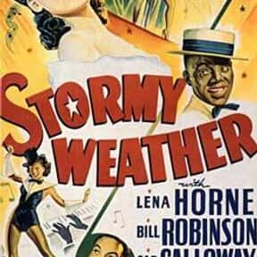 Stormy Weather is listed (or ranked) 5 on the list The Best Black Musical Movies
