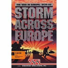 Storm Across Europe