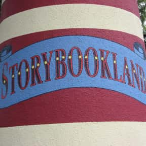 Storybook Land Canal Boats is listed (or ranked) 17 on the list The Best Rides at Disneyland