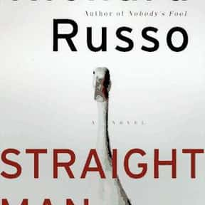 Straight Man is listed (or ranked) 19 on the list The Best Novels About College