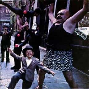 Strange Days is listed (or ranked) 8 on the list The Best Sophomore Albums of All Time