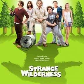 Strange Wilderness is listed (or ranked) 25 on the list The Best Jonah Hill Movies
