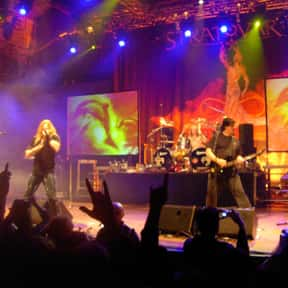 Stratovarius is listed (or ranked) 6 on the list The Best Power Metal Bands