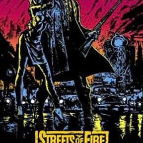 Streets of Fire is listed (or ranked) 15 on the list The Best Diane Lane Movies