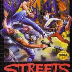 Streets of Rage is listed (or ranked) 11 on the list The Best Beat 'em Up Games Of All Time