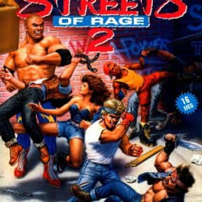 Streets of Rage 2 is listed (or ranked) 1 on the list The Best Beat 'em Up Games Of All Time