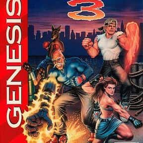 Streets of Rage 3 is listed (or ranked) 22 on the list The Best Beat 'em Up Games Of All Time