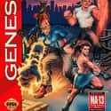 Streets of Rage 3 is listed (or ranked) 25 on the list List of Sega Beat 'em Ups