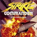 Strike Commander is listed (or ranked) 33 on the list Origin Systems Games List