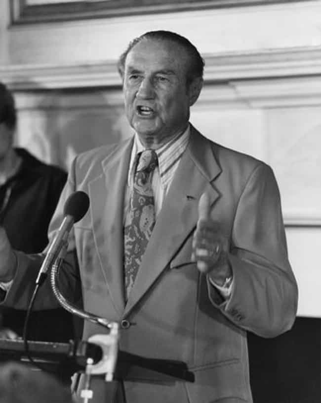 Strom Thurmond is listed (or ranked) 4 on the list Kids of Dead Politicians How Are They Doing Today