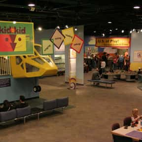 The Strong National Museum of  is listed (or ranked) 3 on the list The Best Children's Museums in the World