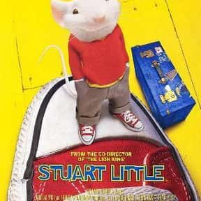 Stuart Little is listed (or ranked) 24 on the list Movies Based On Books You Should Have Read In 4th Grade