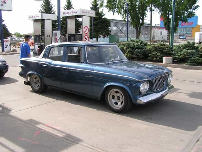 Studebaker Lark is listed (or ranked) 2 on the list Full List of Studebaker Models