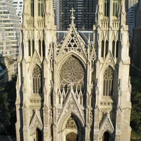 St. Patrick's Cathedral is listed (or ranked) 21 on the list The Top Must-See Attractions in New York