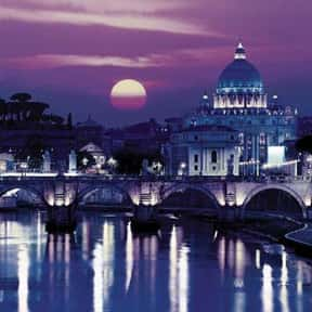 St. Peter's Basilica is listed (or ranked) 10 on the list Historical Landmarks to See Before You Die