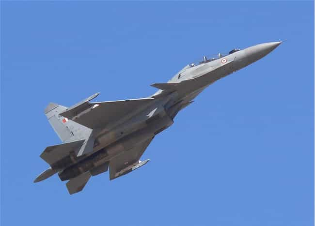 Sukhoi Su-30MKI is listed (or ranked) 9 on the list The Best Military Fighter Jets of the 21st Century.