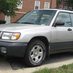 Subaru Forester is listed (or ranked) 16 on the list The Longest Lasting Cars That Go the Distance