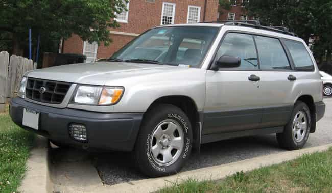 All Subaru Models List Of Subaru Cars Vehicles