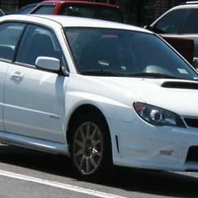 Subaru Impreza WRX STI is listed (or ranked) 6 on the list The Fastest Used Sports Cars under 20k