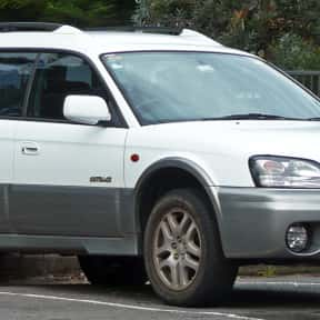 Subaru Outback is listed (or ranked) 9 on the list The Best Car Values