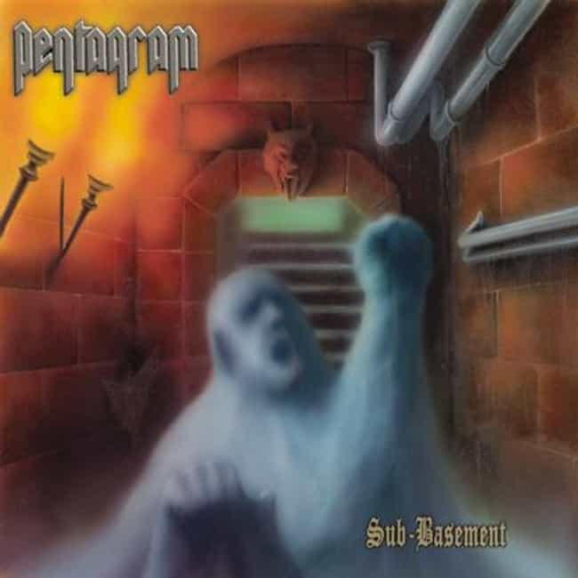 Sub-Basement is listed (or ranked) 5 on the list The Best Pentagram Albums of All Time