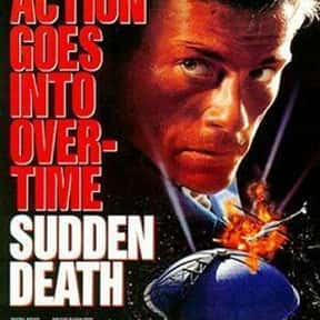 Sudden Death is listed (or ranked) 25 on the list The Best Thriller Movies with a Hostage