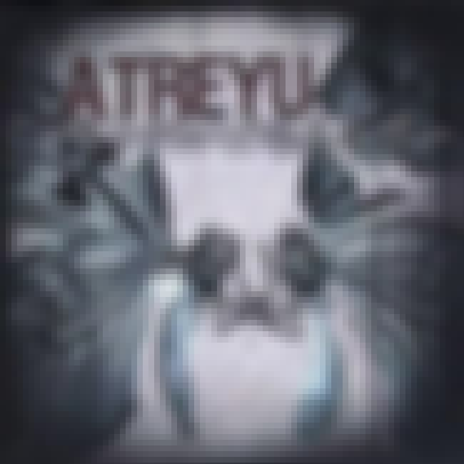 Suicide Notes and Butterfly Ki... is listed (or ranked) 4 on the list The Best Atreyu Albums of All Time