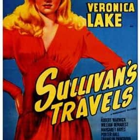 Sullivan's Travels is listed (or ranked) 13 on the list The Best Comedies of the 1940s