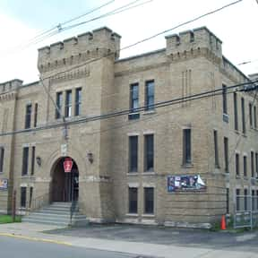 Bradford Armory is listed (or ranked) 18 on the list Famous Romanesque Revival Architecture Buildings