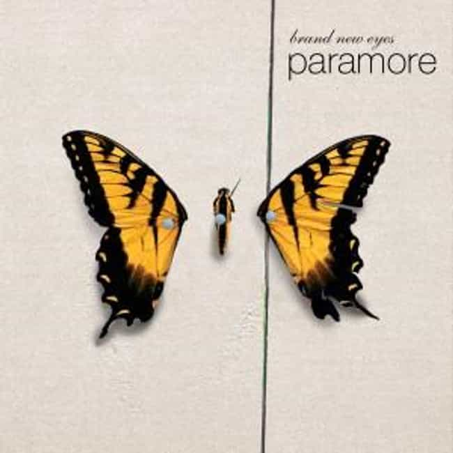 brand new eyes is listed (or ranked) 1 on the list The Best Paramore Albums of All Time