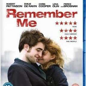 Remember Me is listed (or ranked) 9 on the list The Best Movies About 9/11