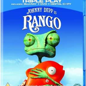 Rango is listed (or ranked) 22 on the list The Best Movies On Hulu Right Now