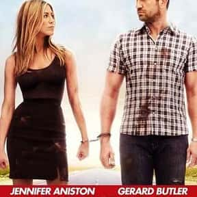 The Bounty Hunter is listed (or ranked) 9 on the list The Very Best Jennifer Aniston Movies