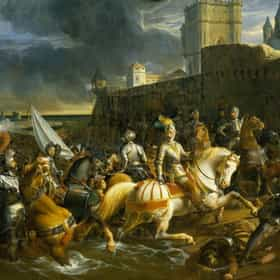 Siege of Calais