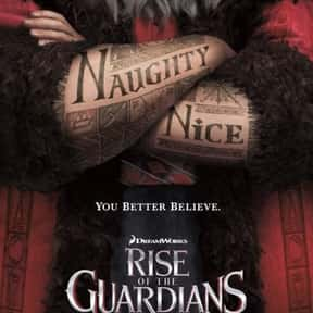 Rise of the Guardians is listed (or ranked) 7 on the list The Best Movies With Elves
