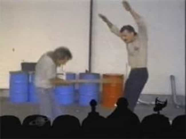 821 - Time Chasers is listed (or ranked) 8 on the list My Top 10 MST3K Episodes