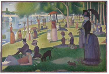 Sunday Afternoon on the Island is listed (or ranked) 1 on the list The Greatest Famous Pointillist Paintings