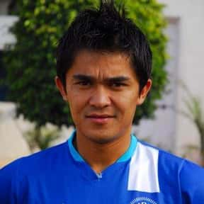 Sunil Chhetri is listed (or ranked) 1 on the list The Best Soccer Players from India of All Time